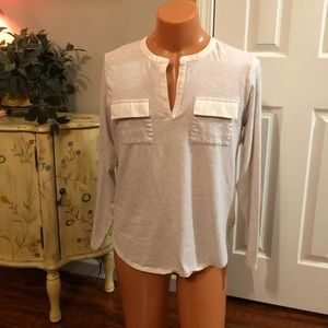 XL Loft long sleeve top